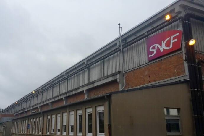 La remise gare SNCF Rennes