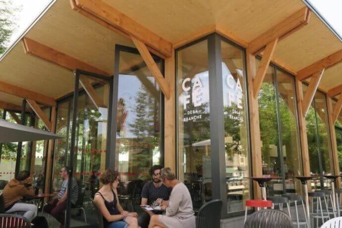 Nantes le nouveau cafe de la branche