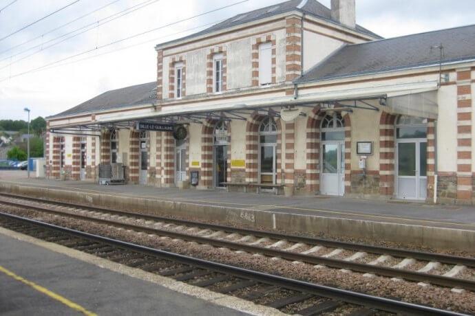 Rehabilitation gare SNCF
