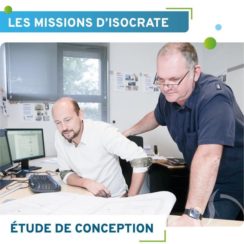 Les missions dISOCRATE Etude de conception