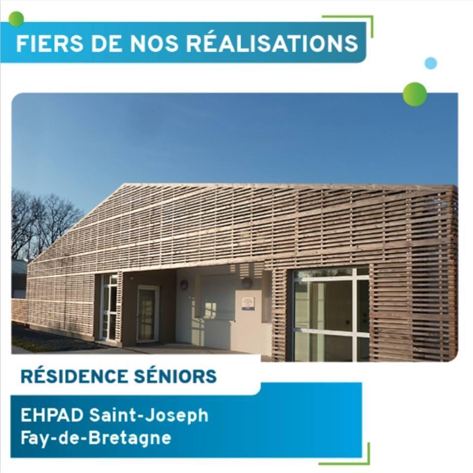Realisation Residence seniors