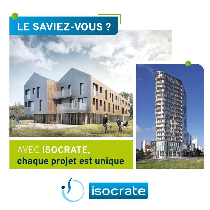 Avec Isocrate chaque projet est unique