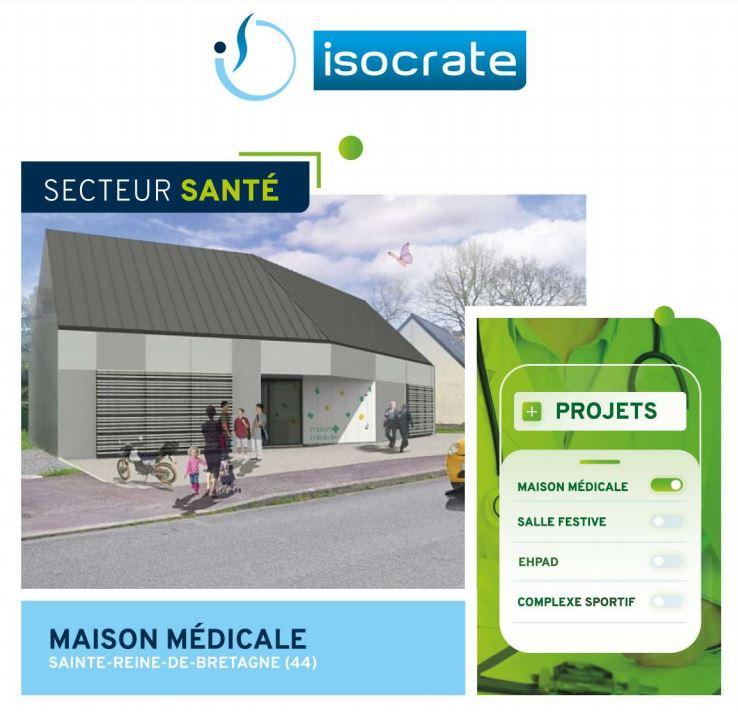 SecteurSante Maison medicale isocrate