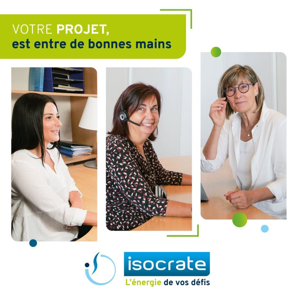 pole administratif isocrate