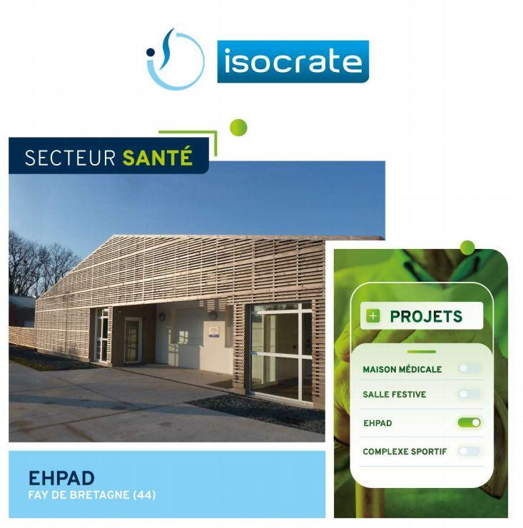 secteurSante EHPAD Projet isocrate