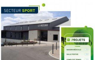 secteurSport Complexe sportif isocrate